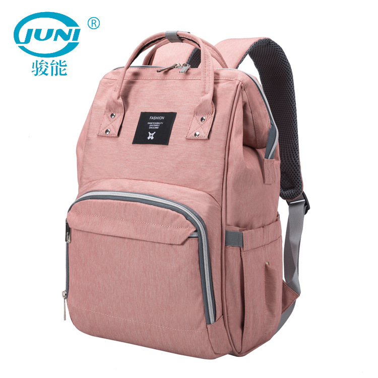 Electricity Supplier Diaper Bag Shoulder Multi-functional Fashion DADDY'S Backpack MOTHER'S Bag Diaper Bag Maternity Package