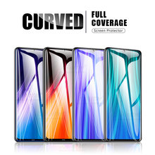 Curved Protective Tempered Glass on For Xiaomi redmi note 8 7 pro screen protector xiomi Redmi 7a redmi7 a note8 note7 Film glas(China)