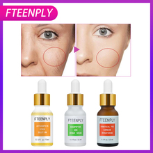 FTEENPLY Astaxanthin Oligopeptide Nicotinamide Hyaluronic Acid Stock Solution Whitening Brightening Facial Serum 3PCS