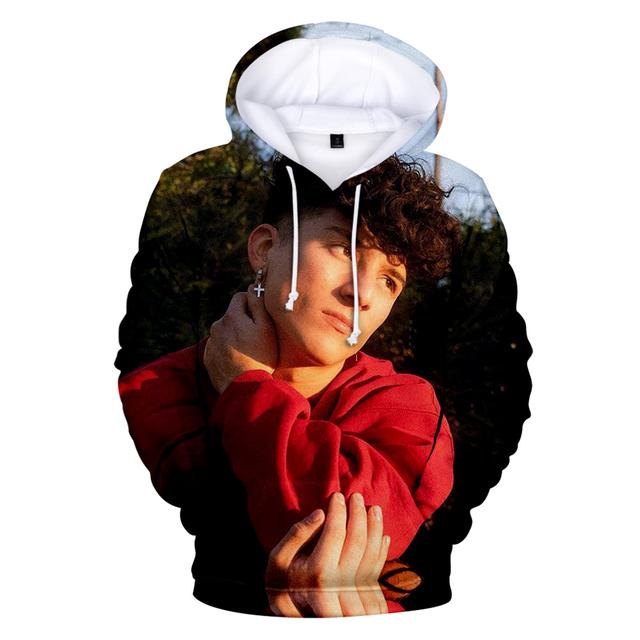 TONY LOPEZ 3D HOODIE (10 VARIAN)