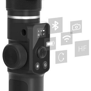 Image 3 - FeiyuTech Feiyu G6 מקסימום 3 ציר כף יד Gimbal מייצב עבור SONY Canon ראי כיס פעולה מצלמה GoPro גיבור 8 7 6 5 טלפון