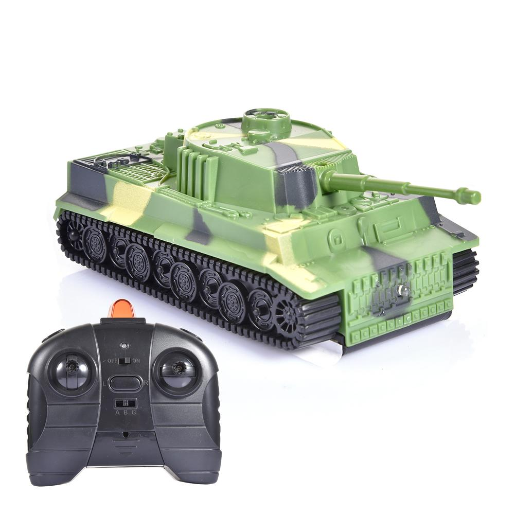 Remote Control Tank Against RC Tanks Parent-child Against Infrared Remote Control With Turret Tank Model Battle Toy Car