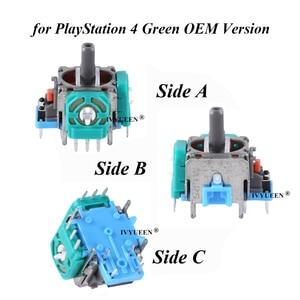 Image 3 - IVYUEEN 3D Analog Thumb Sticks Sensor Module Potentiometer for PlayStation 4 PS4 Pro Slim Controller for XBox One 360 Joysticks