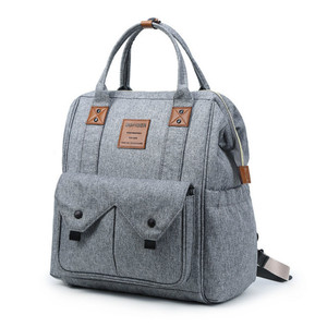 Image 4 - Mommy Bag Travel Portable Multi Functional Baby Bag Waterproof Large Capacity Mommy Backpack