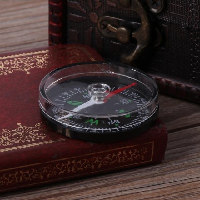 Camping Hiking Navigation Portable Handheld Compass Survival Practical Guider Drop Shipping 2