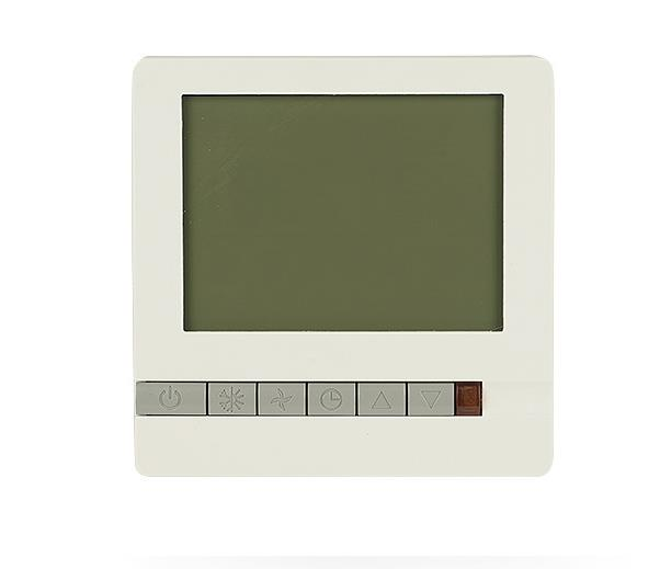 Intelligent Electric Heating Control Panel Floor Heating Thermostat Carbon Crystal Wall Warm Double Temperature