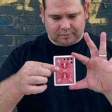 Matrix por mickael chatelain close-up ilusões mágicas magia adereços magia mágico cartão magie truques de magia truques engraçado