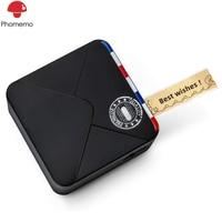 Phomemo M02S 300DPI HD printing Mini Thermal Printer Portable Bluetooth Wireless Printer for iphone Pocket Photo Printers