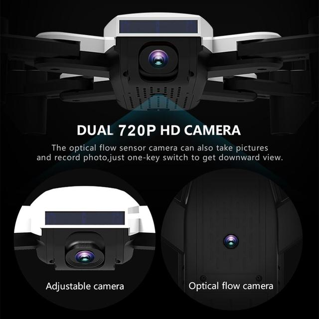 SG700-Dual Camera WiFi FPV RC Drone 20 min Flying Folding 4K 1080P 720P Quadcopter Optical Flow Lens APP Watching Helicopter 1