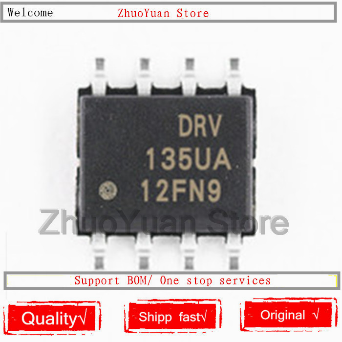 1PCS/lot New Original DRV135UA DRV135 Chip DRV 135UA SOP-8  IC