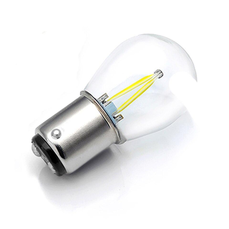 1pcs 1157 BAY15D Led Brake Lights Bulb Super Bright P21/5w Led Car Bulbs Auto Light Source Yellow Red White 12v