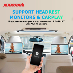 """Image 5 - MARUBOX Double Din 4G RAM Android 10.0 Car Multimedia Player For SSANGYONG Kyron 2005 2015 7"""" Stereo Radio GPS Navi DVD 7A606PX5"""