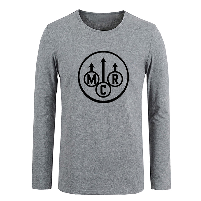Foo Fighters MY CHEMICAL ROMANCE MCR Bring Me The Horizon Jabb Awoc Keez Design Mens Printing T-shirt Graphic Long Sleeves Tee image