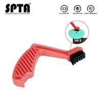 Spta polimento escova de limpeza a disco polimento esponja almofadas de lã limpeza escovas de polimento de carro ferramenta de limpeza