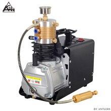 30Mpa 4500psi 300Bar Hoge druk Lucht PCP Geweer Paintball Duiken scuba elektrische pomp met grote filter Mini Compressor