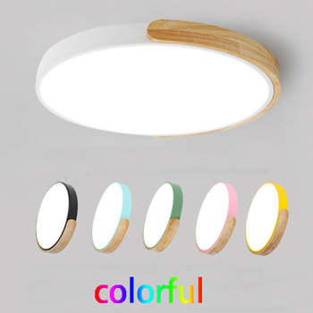 5cm Ultra Thin Led Ceiling Lights for Living Room Lights Dimmable Modern Ceiling Lamp Nordic Bedroom Kids Room Plafonnier Led цена 2017