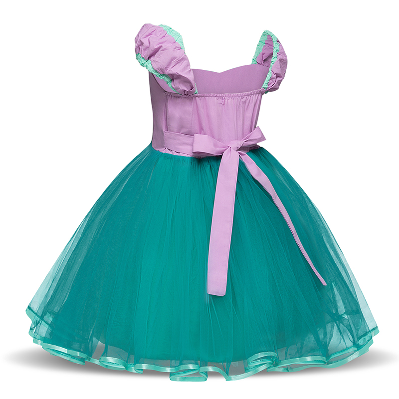 H0a2bd77aa660415db4db0463e9aff537M Infant Baby Girls Rapunzel Sofia Princess Costume Halloween Cosplay Clothes Toddler Party Role-play Kids Fancy Dresses For Girls