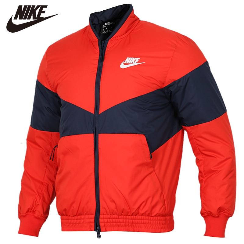 Original NIKE Mens Sportswear Coats 100% Cotton Soft Coats Comfortabe Clothing Limited Sale