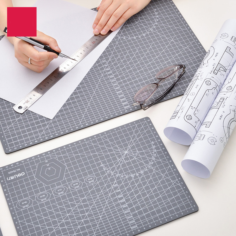 Cutting Pad A4 / A3 / A4 Cutting Board Can Be Repeated Engraving Pad Manual Painting Student Self-repairing Pvc Cutting Board