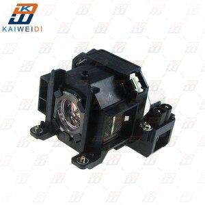 Image 2 - Bombilla para proyector ELPLP38 V13H010L38, carcasa para EPSON EMP 1715/EMP 1717/EX100/POWERLITE 1505/POWERLITE 1700