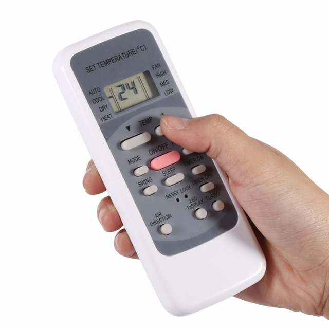 Air Conditioner Remote Control Replacement For Midea R51M/E for Midea R51 Series R51/E R51/CE R51M/CE R51D/E R51M/BGE R51M/BGE