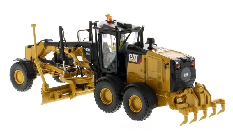 DM 85544 1:50 кошка 140M3 мотор игрушка-грейдер