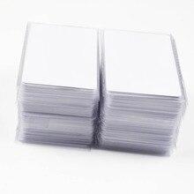 1000 יח\חבילה nfc 1k S50 דק pvc קרבה כרטיס RFID 13.56MHz ISO14443A חכם כרטיס פודאן צ יפס Waterproof