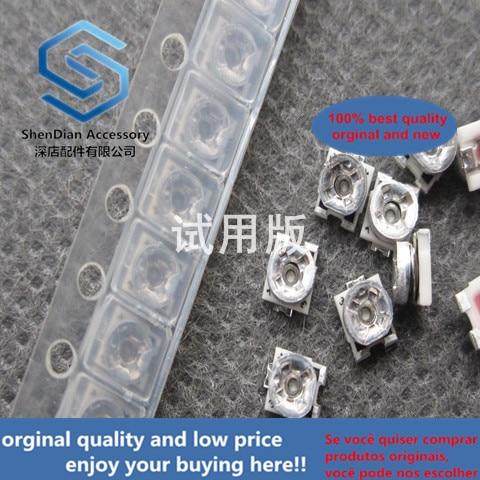 50pcs 100% Orginal New Patch Trimmer Resistor 30K 3x3 Adjustable Potentiometer EVM1SSX50B34 Trimmer Resistor
