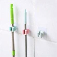 2 шт перфоратор для пластика подвесной держатель швабры крючок