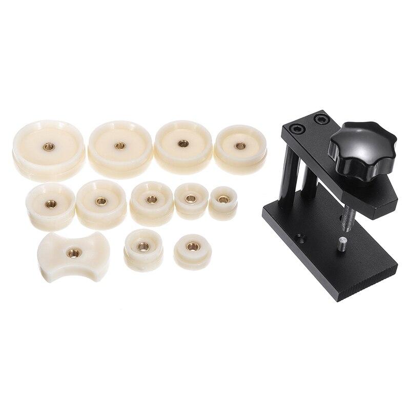 Купить 1 шт чехол для часов пресс 12 штампов металлический передняя