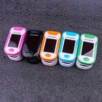 Oxímetro de pulso oxímetro Digital de pulso de dedo oxímetro LED pantalla oxímetro de dedo satometro Pulsioxi Dropship