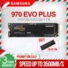 SAMSUNG SSD 970 EVO PLUS 250GB m.2 SSD 500GB 1TB  Internal Solid State Drive NVMe SSD TLC M.2 2280  3500MB/s for laptop PC