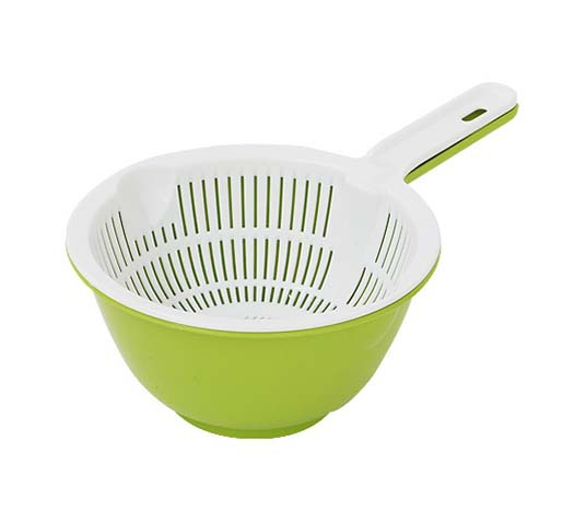 Korean-Style Imported Changsin With Handle Double Layer Drain Basket
