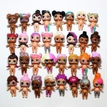 3 шт. оригинальные куклы LOL surprise оригинальные куклы lols игрушки сюрприз куклы для девочек рождественские подарки 8 см