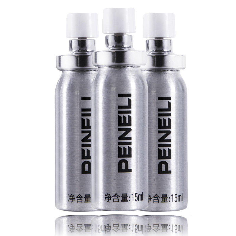 3Pcs Peineili Male Long Time Sex Spray Delay Ejaculation Lasting Viagra Men  Prevent Prmature Ejaulation 15ml Penis Enlargement