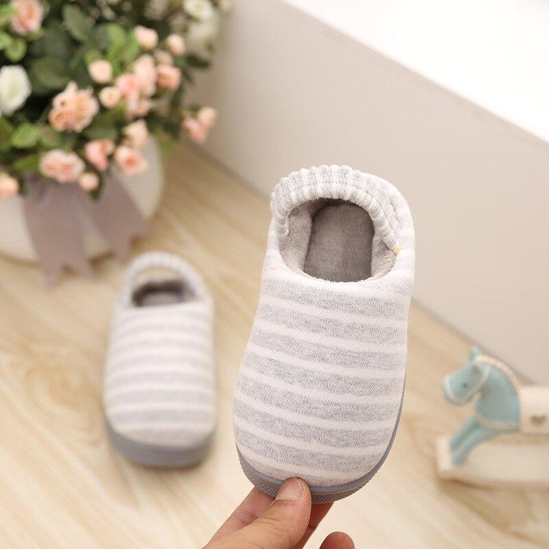 Детские тапочки; обувь для новорожденных; зимние теплые детские тапочки; тапочки для маленьких мальчиков и девочек; домашняя обувь в
