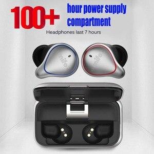 Image 4 - Mifo O5 Bluetooth 5.0 słuchawki douszne bezprzewodowy zestaw słuchawkowy IPX7 wodoodporna wkładka douszna wbudowany mikrofon dźwięk radia słuchawki Bluetooth