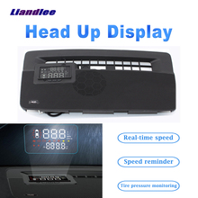Auto Hud Head Up Display Voor Mazda CX5 CX-5 2017 2018 2019 Hd Projector Scherm Overspeed Alert Alarm Detector