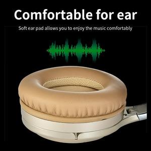 Image 5 - Anc bluetooth fone de ouvido com cancelamento de ruído ativo sem fio & com fio fone de ouvido com microfone fone graves profundos alta fidelidade som