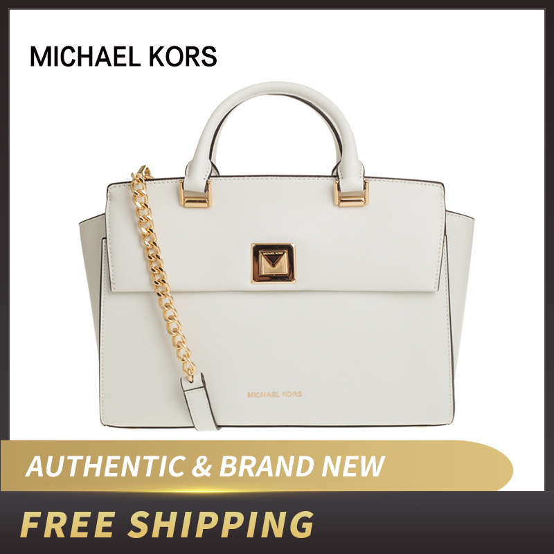 Authentic Original & Brand new luxury Michael Kors Leather Crossbody Bag 30S9GN0S2L