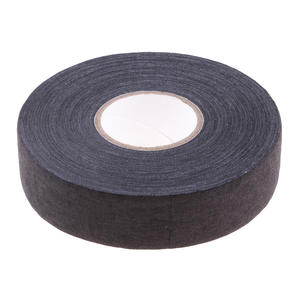 Ice Hockey Tape 25 Yards Stick Blade Wrap Grip Cover Sleeve Black