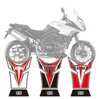 Motorcycle tank stic...