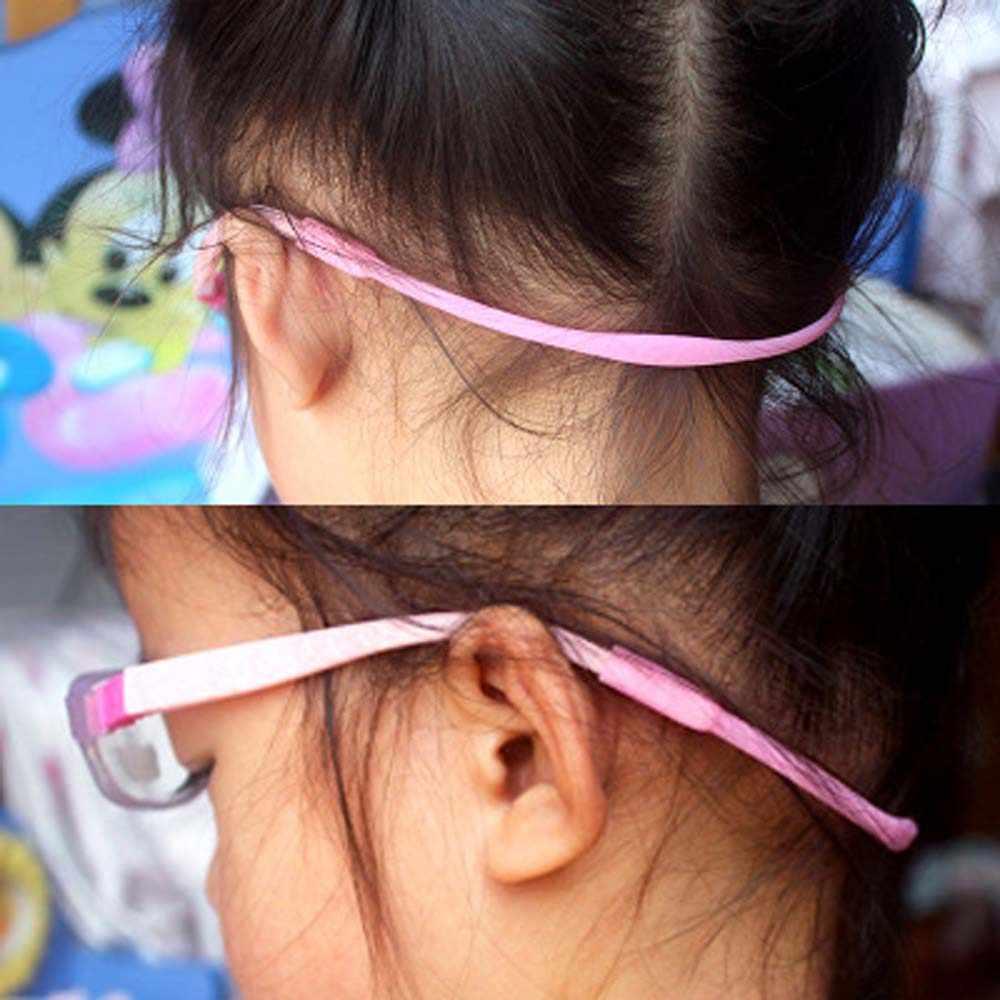 1 adet 17cm yüksek elastik gözlük askısı boyun kordon gözlük güneş gözlüğü Band iphalat tutucu gözlük zinciri yüksek elastik
