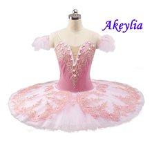 Розовая профессиональная балетная пачка Щелкунчик классический