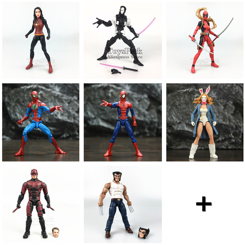 Original Marvel Legends 6