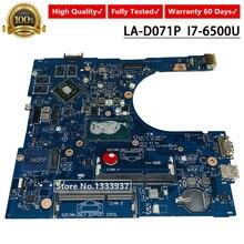 Mainboard CN-0F1J0W 0F1J0W F1J0W FOR Dell Inspiron 15 5759 5559 Laptop