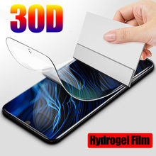 9 H película Protetora Para A Huawei Y5P Y6P Y7P Y8P Y6S Y7S Y8S Y9S Y5 Lite Y6 Y7 Y9 Prime 2018 2019 Protetor de Tela do Filme de Hidrogel