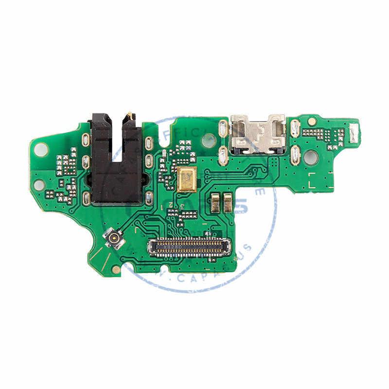 ل الشرف 10 لايت حوض شحن USB لهواوي P الذكية 2019 ميناء الشحن USB كابل موصل مرن للتوسيع استبدال