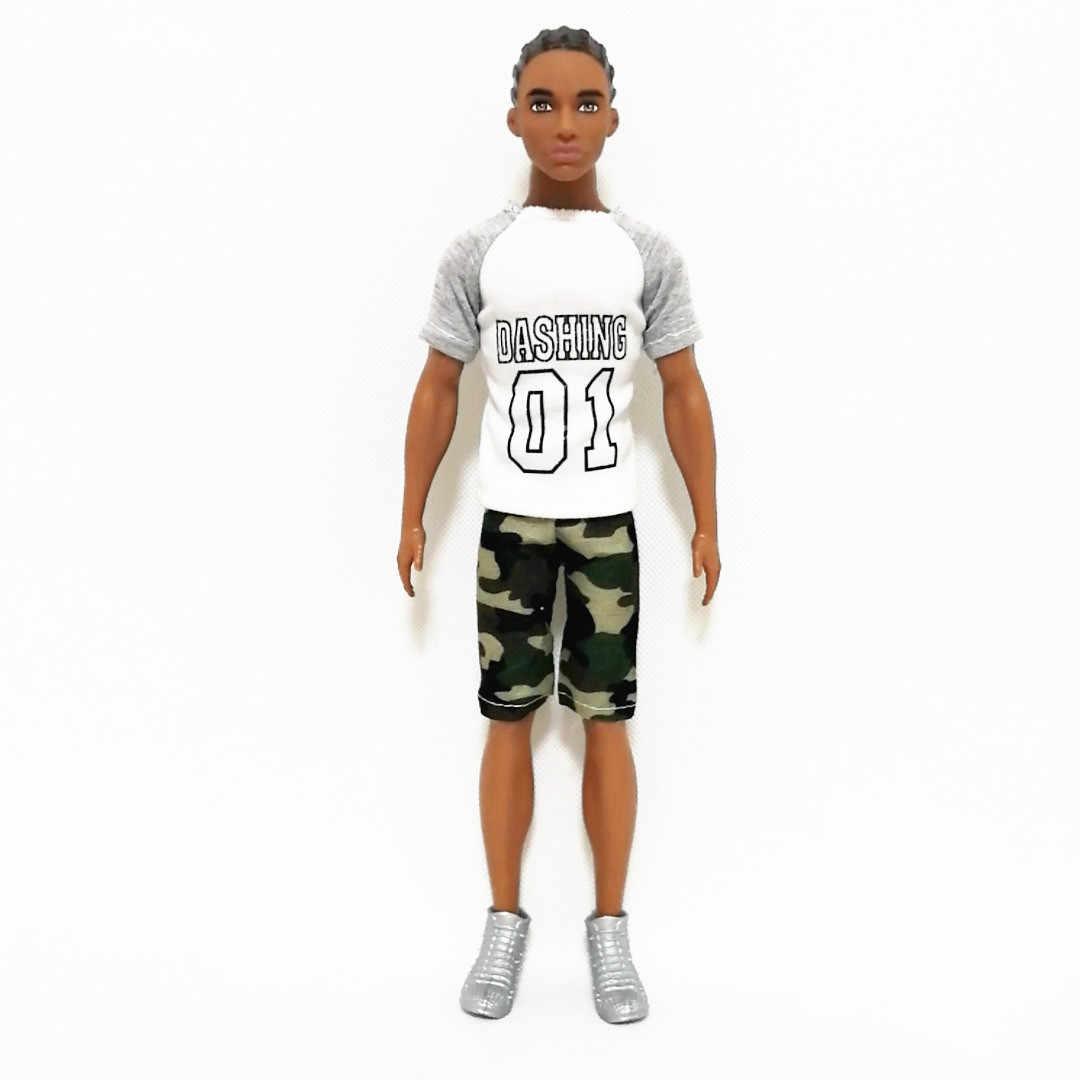 חדש אופנה קן רחוב אופנה בגדי סט forBarbie בובת בגדי אביזרי בית לשחק להתלבש תלבושות ילדי צעצועי מתנה