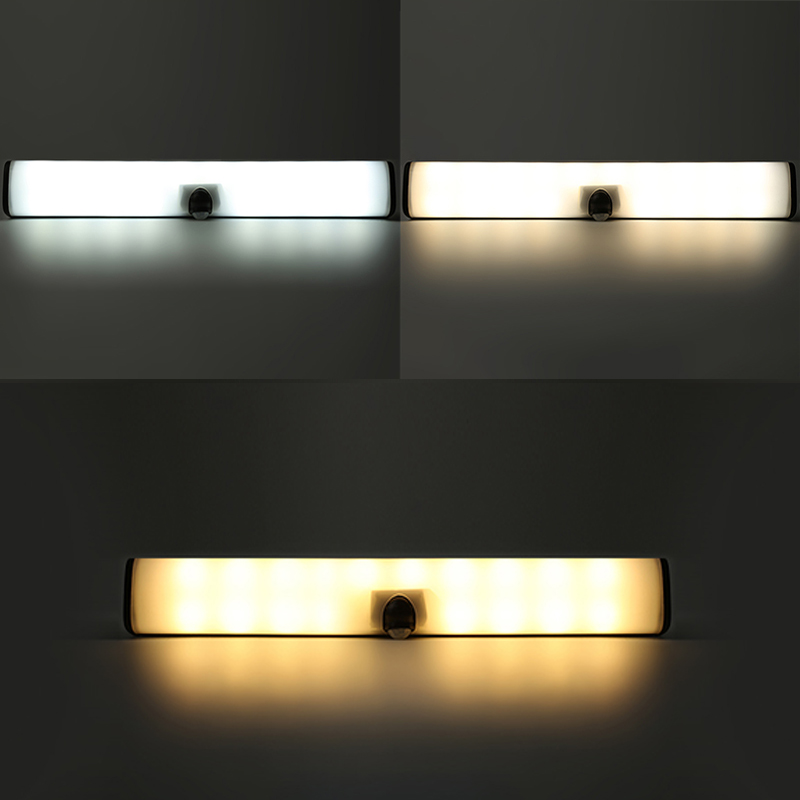 36LED Human Body Induction Light With Light With Smart Home Wireless Closet Light Without Wiring Charging Cabinet Light